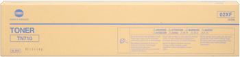 konica Minolta tn-710 toner originale nero, durata 55.000 pagine