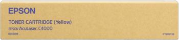 Epson s050088 toner giallo durata 6.000 pagine