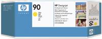 Hp C5057A  testina di stampa giallo  incl.depuratore