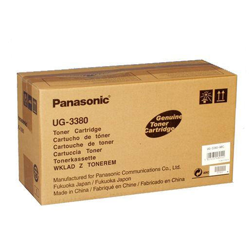 Panasonic ug-3380 toner originale 8.000p+tamburo