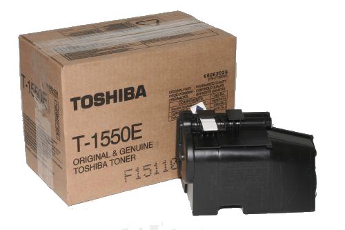 Toshiba t-1550e toner originale nero 1pz