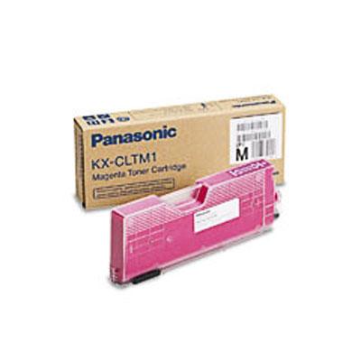 Panasonic kx-cltm1 toner magenta 5.000p