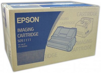 Epson s051111 toner originale 17.000p