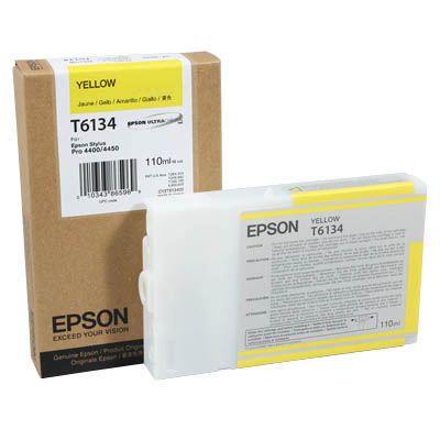 Epson T613400  Cartuccia giallo 110ml