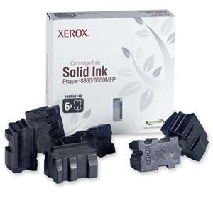 Xerox 108r00749 colore nero, confezione da 6 pezzi