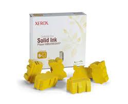 Xerox 108r00748 colore giallo, confezione 6 pezzi