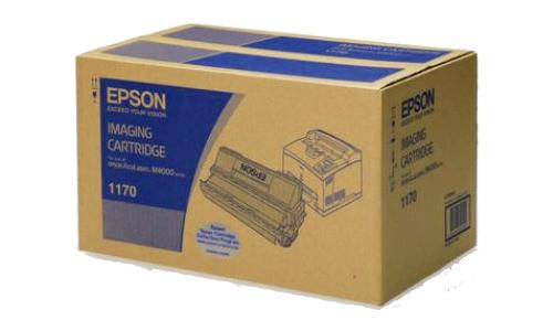 Epson s051170 toner originale nero, durata indicata 20.000 pagine