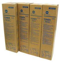 konica Minolta tn-610y toner giallo originale, durata 24.000 pagine