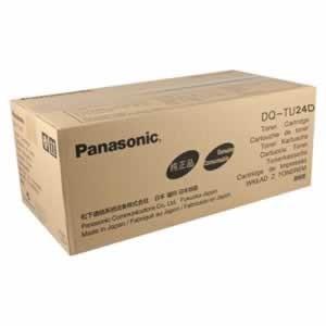 Panasonic dq-tu24d toner originale nero, durata 24.000 pagine