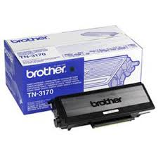 Brother tn-3170 toner originale nero, durata  7.000 pagine