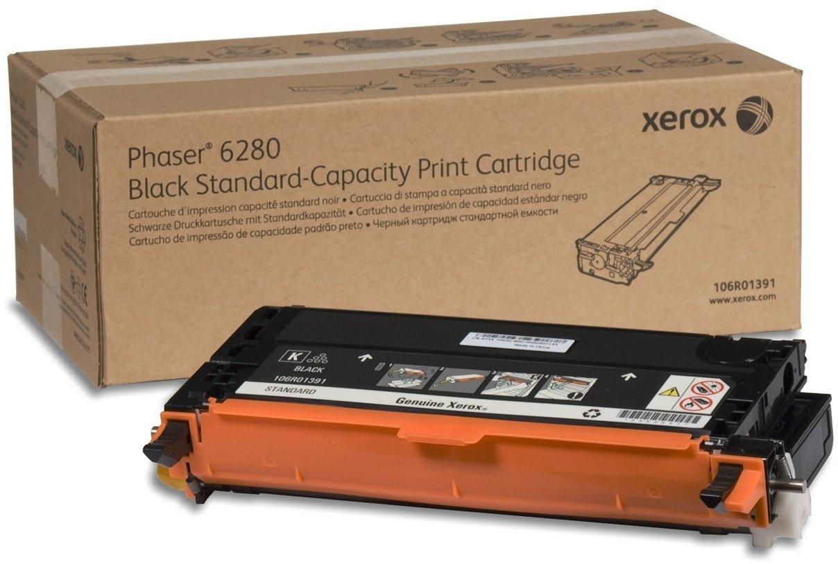 Xerox 106R01391 toner nero bassa capacit�, durata 3.000 pagine