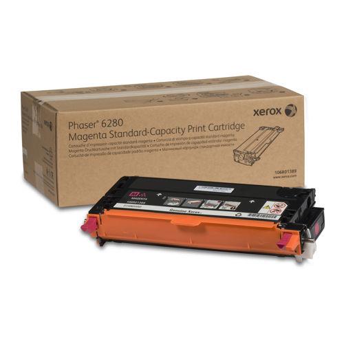 Xerox 106R01389 toner magenta bassa capacit�, durata 2.200 pagine