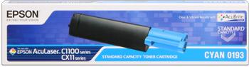 Epson s050193 toner cyano, durata 1.500 pagine