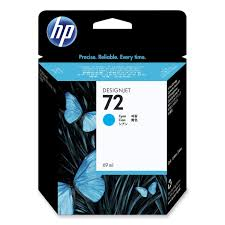 Hp c9398a cartuccia cyano, capacit� 69ml