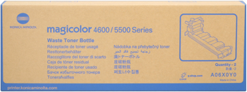 konica Minolta a06x0y0 vaschetta di recupero toner, confezione da 2 pezzi