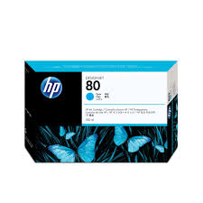 Hp C4846A cartuccia alta cap.cyano 350ml
