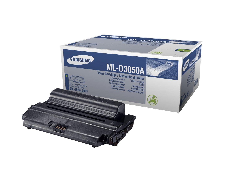 Samsung ml-d3050a toner originale nero, durata indicata 4.000 pagine