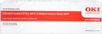 Oki 42918107 Tamburo cyano, durata indicata 20.000 pagine