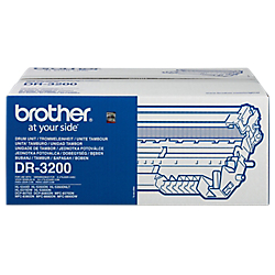 Brother dr-3200 tamburo originale nero, durata 25.000 pagine