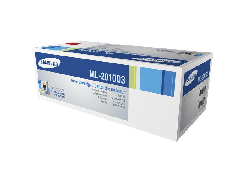 Samsung ml-2010d3 toner originale nero, durata indicata 3.000 pagine