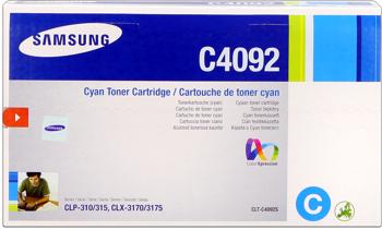toner e cartucce - clt-c4092s toner cyano, durata 1.000 pagine