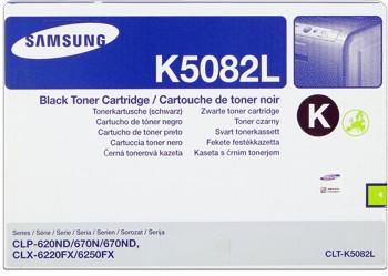 Samsung clt-k5082l toner nero, durata 5.000 stampe