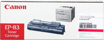 Canon ep-83m toner magenta