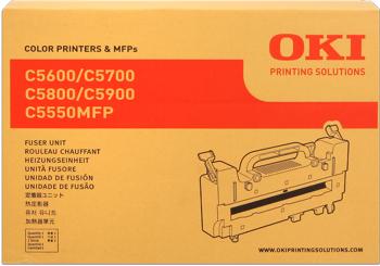Oki 43363203 unit� fusore, durata indicata 60.000 pagine