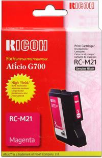 Ricoh 402278 cartuccia magenta 2.300p