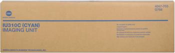 konica Minolta 4047-703 tamburo di stampa cyano, durata 52.000 stampe