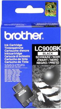 Brother lc-900bk cartuccia nero