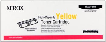 Xerox 113r00694 toner giallo originale, durata indicata 4.500 pagine