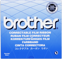 Brother 7020 nastro colorato