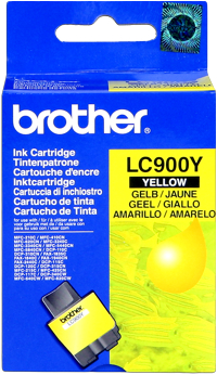Brother lc-900y cartuccia giallo
