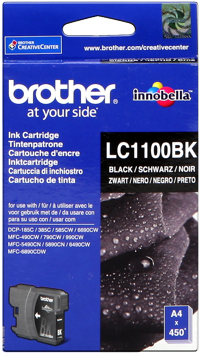 Brother lc-1100bk cartuccia nero