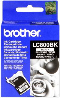 Brother lc-800bk cartuccia nero