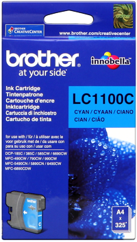 Brother lc-1100c cartuccia cyano