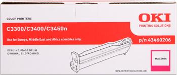 Oki 43460206 tamburo di stampa magenta