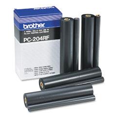 Brother pc-204rf carta termica 4 pz