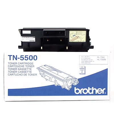 Brother tn-5500 toner originale