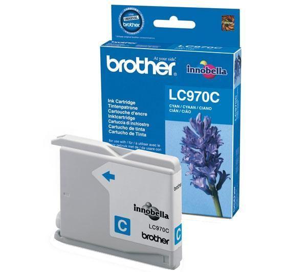 Brother lc-970c cartuccia cyano
