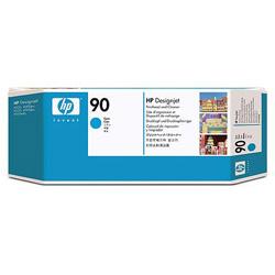 Hp C5055A testina di stampa cyano  incl.depuratore