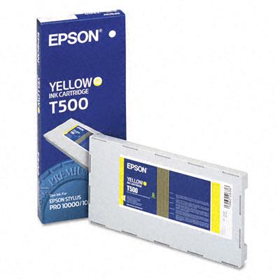 Epson T500011  Cartuccia giallo