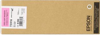 Epson T591600  cartuccia magenta chiaro 700ml
