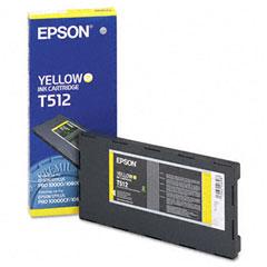 Epson T512011  Cartuccia giallo 500ml