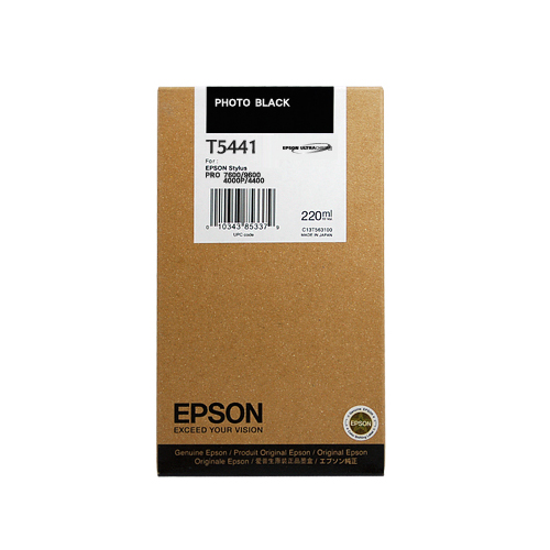 Epson T614100 Cartuccia photo-black 220ml