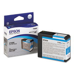 Epson t580200 cartuccia cyano capacit� 80ml