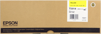 Epson T591400  Cartuccia giallo 700ml