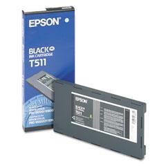 Epson T511011  Cartuccia nero 500ml