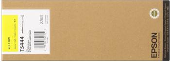 Epson T614400 Cartuccia giallo, capacit� 220ml